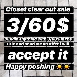 Closet clear out now🌞🌞🌞